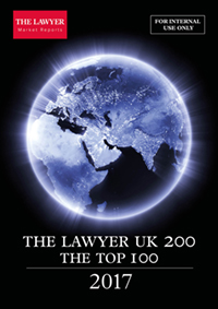 top UK 200 law firms