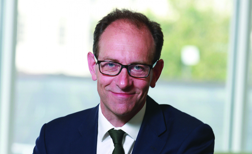 Photo: We know all too well that the lateral hiring process doesn't end once a new partner joins' says Alex Chadwick of Baker McKenzie
