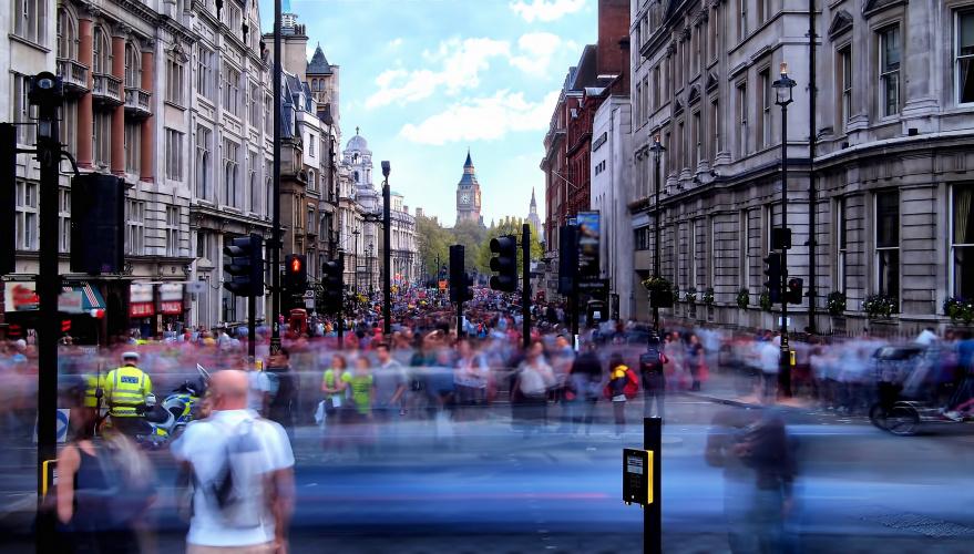 Whitehall, London, government, Big Ben, Parliament