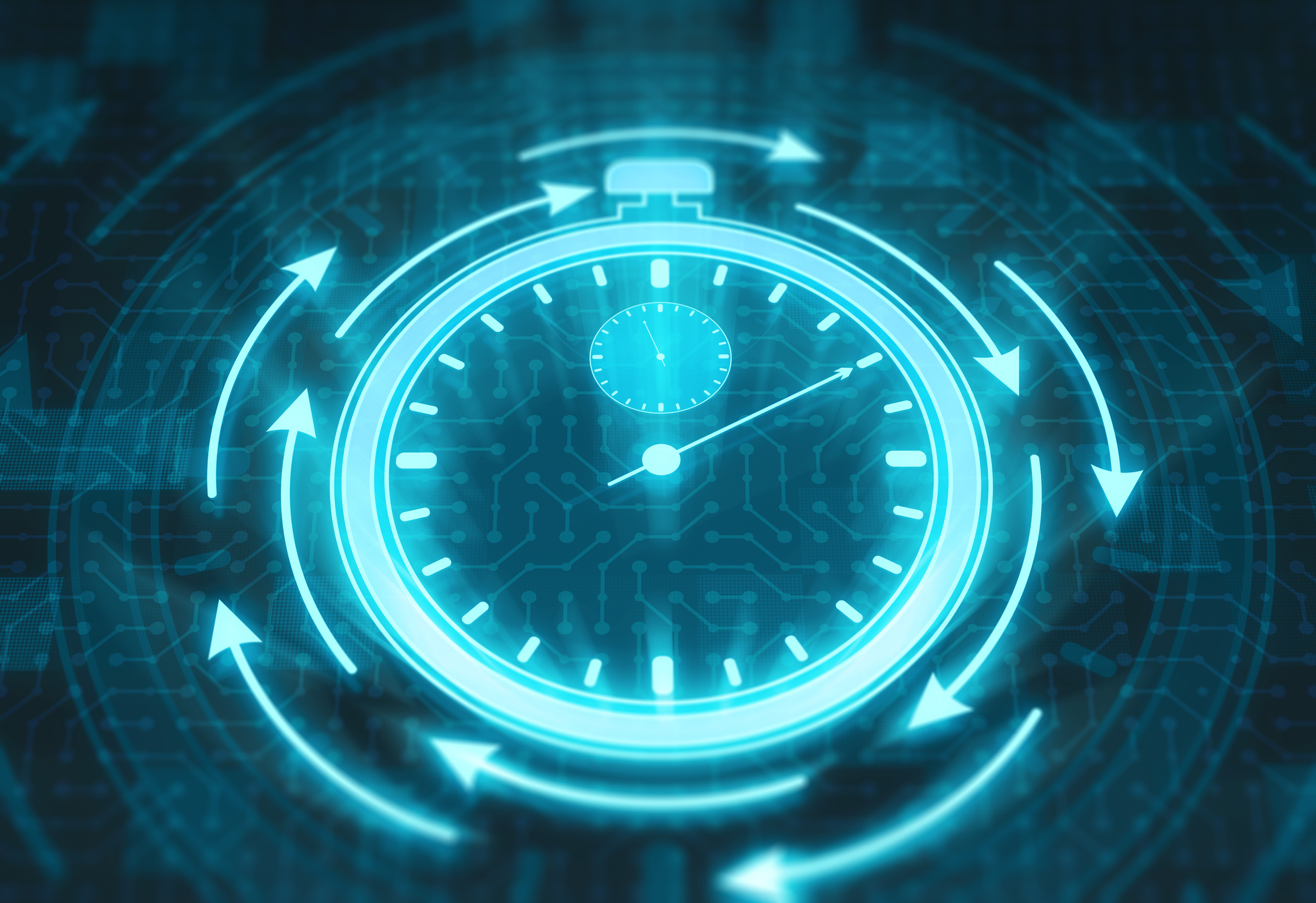 speed read, clock, watch