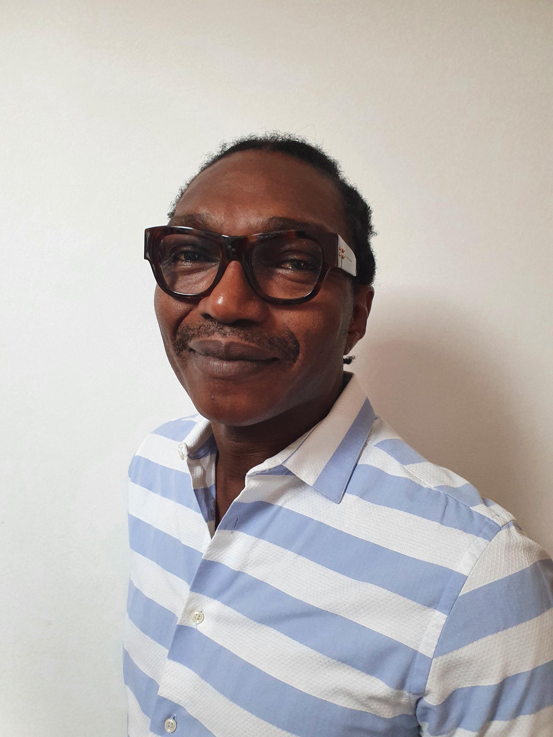 Dr Solomon Osagie