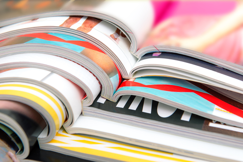 magazine media publishing